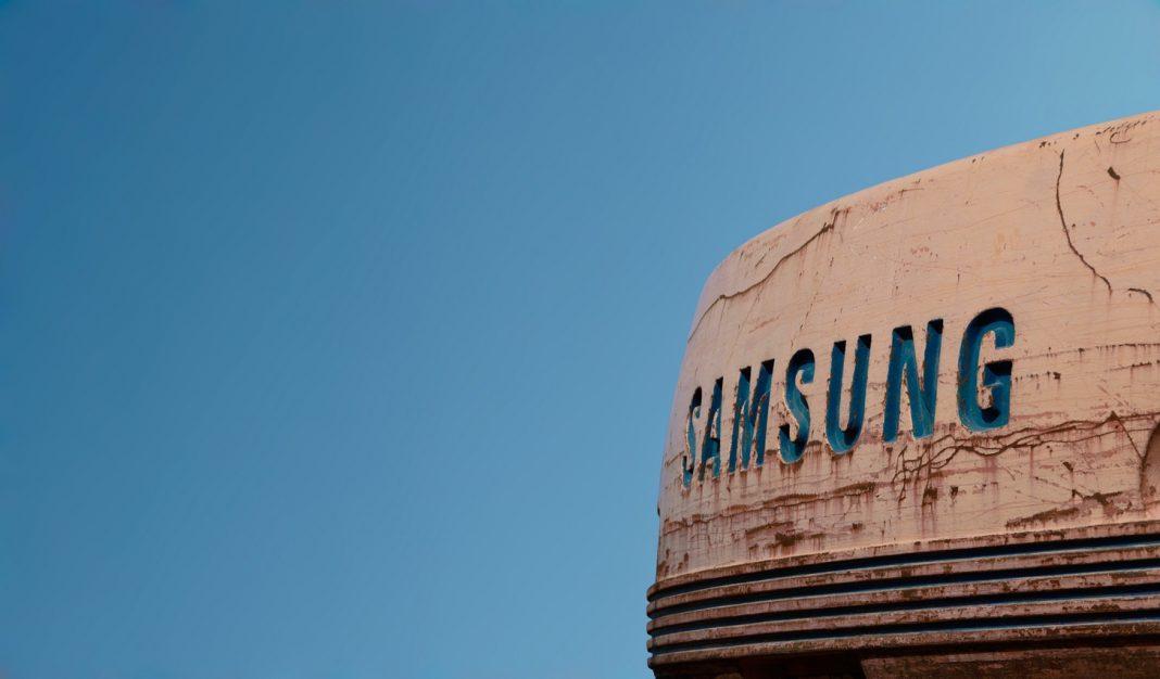 nouveau smartphone pliable Samsung Galaxy F